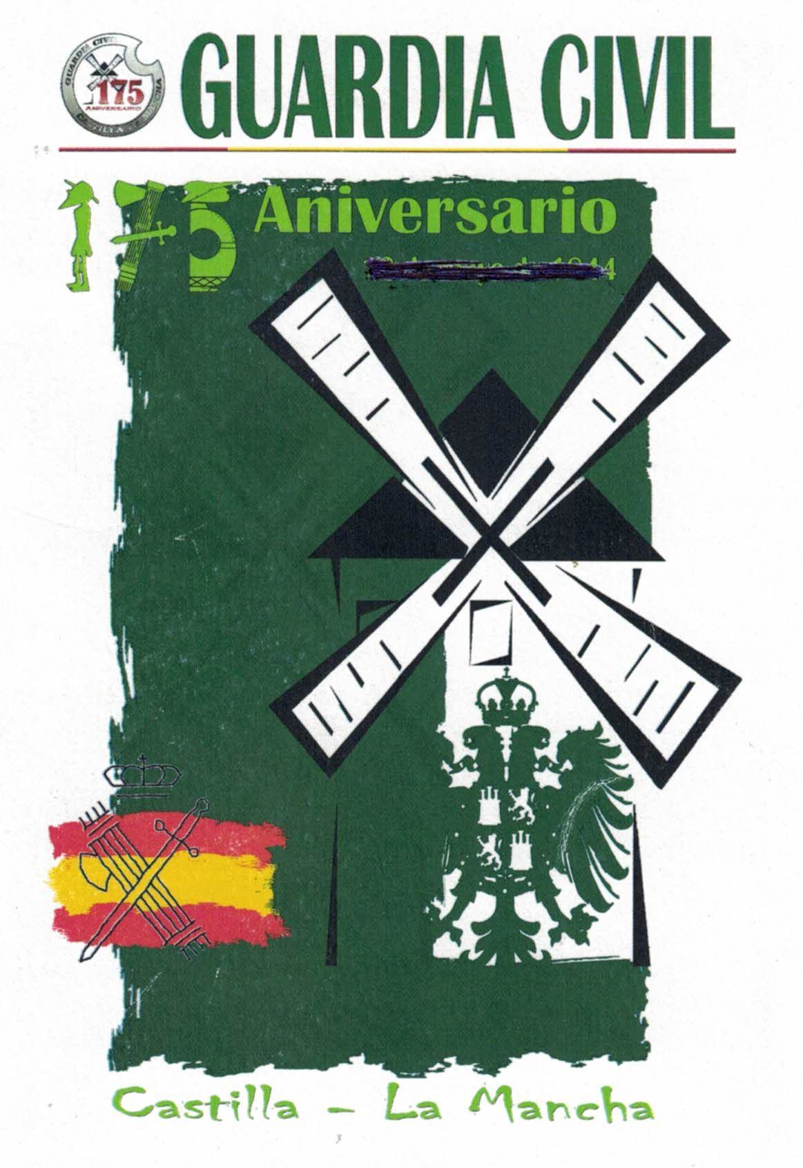 "Conferencia ""La Guardia Civil 175 Aniversario"" en Toledo"