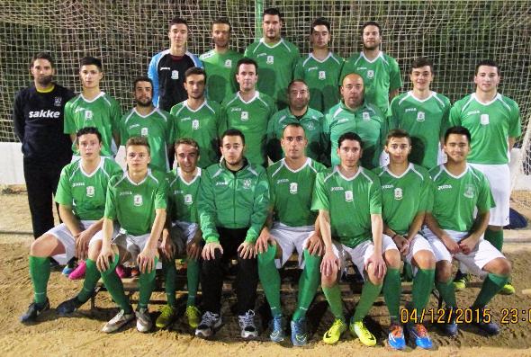 Equipo Senior 2015-16