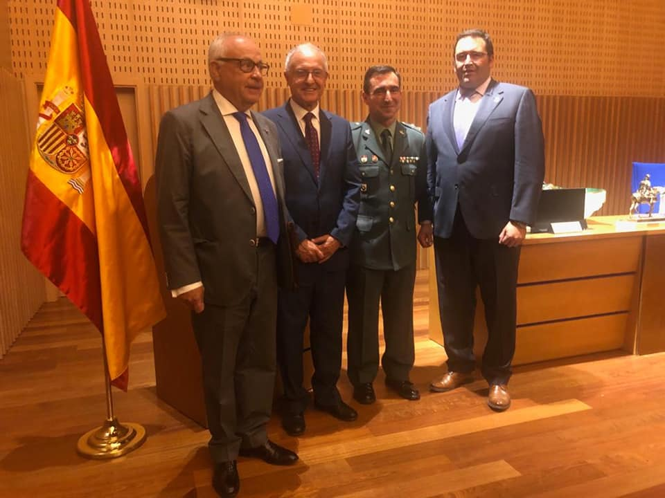 Canto al Honor de la Guardia Civil