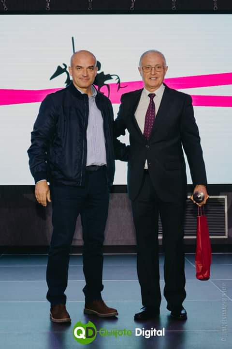 Premio Quijote Digital III Edición Tarancón, Viernes 22 de Noviembre de 2019