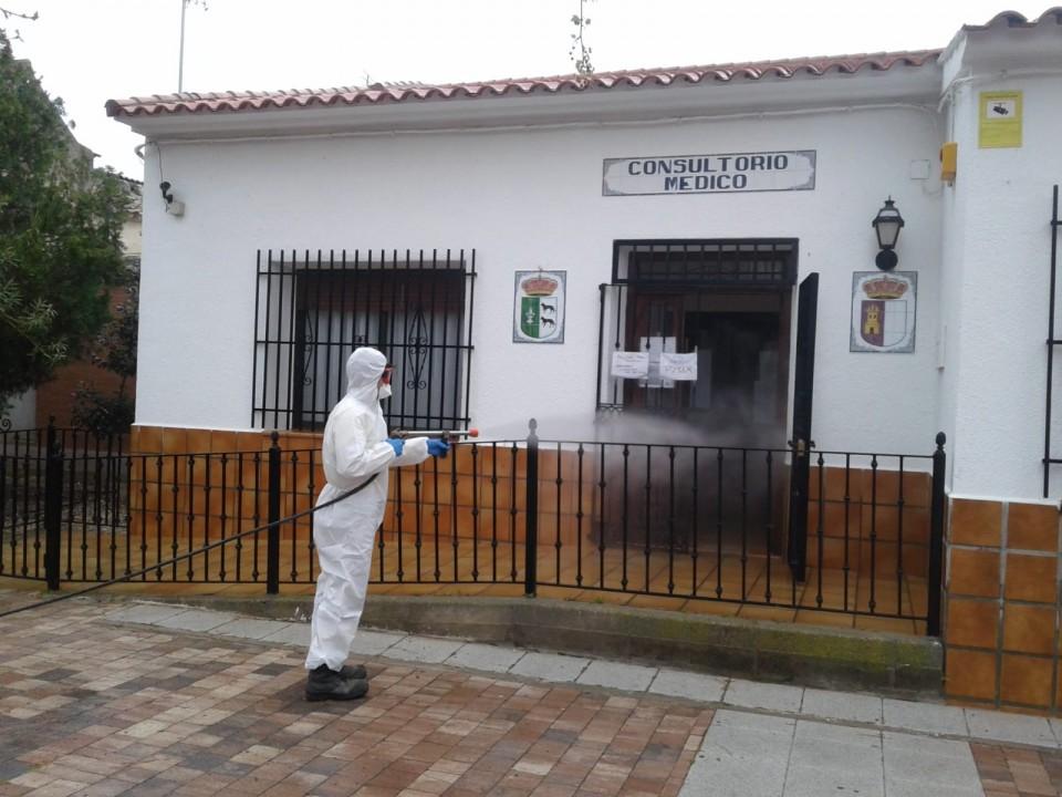 INFOCAM vuelve a fumigar en Lillo